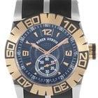 Roger Dubuis Easy Diver Steel and 18K Rose Gold REF: RDDBSE0201