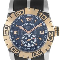 Roger Dubuis Easy Diver Steel and 18K Rose Gold REF: RDDBSE0201