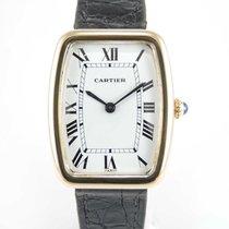 Cartier Tonneau Yellow gold