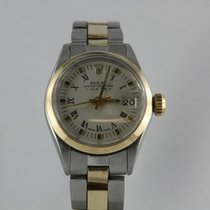 Rolex Lady Date Steel and Gold
