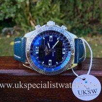Breitling B-1 Professional Digital Alarm Chronograph – Blue...