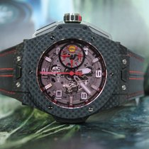 Hublot Big Bang Ferrari Carbon Red Magic