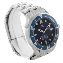 Omega Seamaster Professional Bond Automatic 300m Blue Dial...