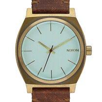 Nixon A045-2223 Time Teller Brass Green 37mm 10 ATM