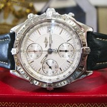 Breitling Chronomat A13050.1 Chronograph Automatic Steel 40mm...