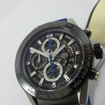 TAG Heuer Carrera HEUER 01 45mm Blue Touch Edition