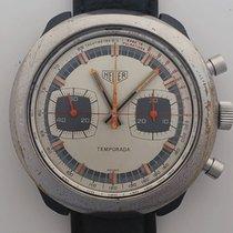 Heuer Temporada Chronograph Vintage