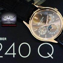 Patek Philippe 5140R Perpetual Calendar 18k Rose Gold Mens...