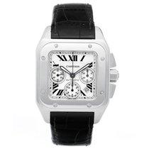 Cartier Santos 100 Chronograph Men's Watch 2740