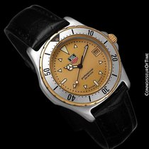 TAG Heuer Professional 2000 Mens Diver Watch, 974.006F -...