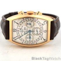 Franck Muller Master Calendar Chronograph 18k Rose Gold 6850...