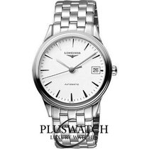 Longines Presence Automatic 38 mm White Dial