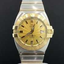 Omega Constellation Double Eagle 38mm Perpetual Calendar...