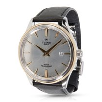 Tudor Style 12703 Men's Watch in Yellow Gold and Stainless...