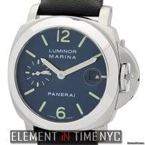 Panerai Luminor Collection Luminor Marina 40mm Blue Dial