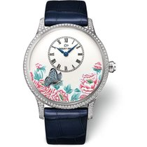 Jaquet-Droz Petite Heure Minute Butterfly Journey