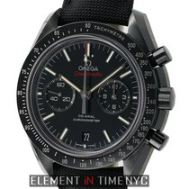 Omega Speedmaster Moonwatch Dark Side Of The Moon 44mm 2014...