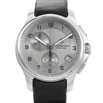 Victorinox Swiss Army Officers Chrono Mens Stainless Steel...