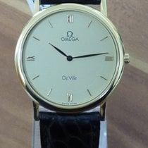Omega De Ville 750 / 18 k Gold revisioniert