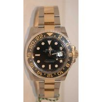 Rolex GMT Master II 116713 Ceramic Bezel Stainless Steel and...