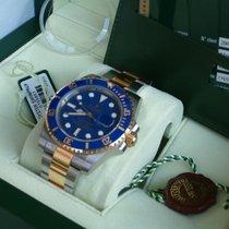 Rolex SUBMARINER STAHL GOLD REF 116613 ++NEU++ Komplettpaket