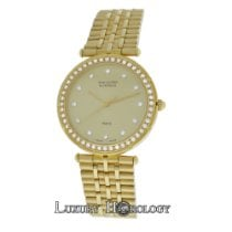 Van Cleef & Arpels Ladies 30MM  Paris 14303 Diamond 18K...
