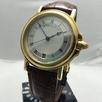 Breguet Horloger De La Marine Date Automatic Yellow Gold