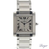 Cartier Tank Francaise GM Automatic