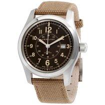 Hamilton Men's H70605993 Khaki Field Auto 42 mm Watch