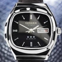 Citizen Automatic Collectible Stainless Japanese Mens Watch...