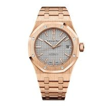 Audemars Piguet Royal Oak Automatic 37mm Watch Ref 15450OR.OO....