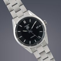 TAG Heuer Carrera Calibre 5 stainless steel automatic watch