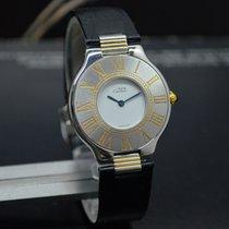 Cartier MUST DE 21 VINTAGE QUARTZ SWISS WRIST WATCH