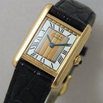 Cartier Must Tank 18 K Gold