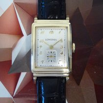 Longines Manual Winding Wristwatch 17 Jewels