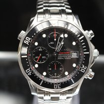 Omega Seamaster Diver 300m Chronograph in Stainless Steel w/ Box
