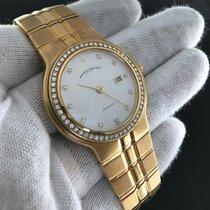 Vacheron Constantin Phidias Automatic Yellow Gold Watch w/...