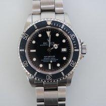 Rolex ref 16660 Sea-dweller 666 triple six anno 1983