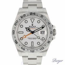 Rolex Explorer II White NEW