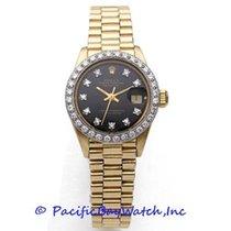 Rolex Vintage President Ladies 6913