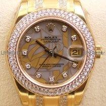 Rolex Datejust Special Edition, Ref. 81338 - Golddust Diamant ZB