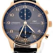 IWC, Portugieser Chronograph, Ref. IW371482