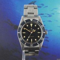Rolex Submariner No Crown Guard