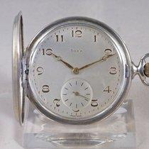 Doxa Silber Taschenuhr