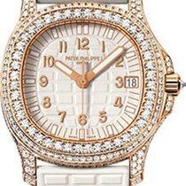 Patek Philippe Aquanaut Ladies Rose Gold 5069R-001