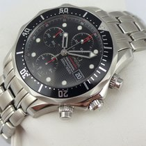 Omega Seamaster Professional Chronograph - Box & Papiere