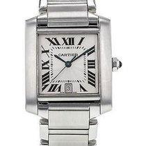 Cartier Tank Men's Watch W51002Q3