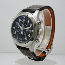IWC IW371808 Pilot's Watch Chronograph Edition Steel 44mm