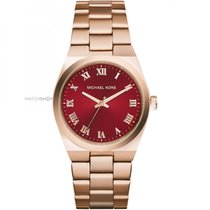 Michael Kors Channing Red Dial