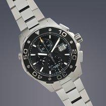 TAG Heuer Aquaracer Calibre 16 automatic chronograph